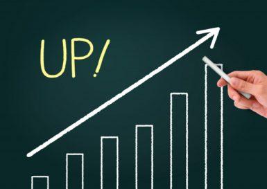 ぐっさんのせどりの売り上げは毎月15%増えています