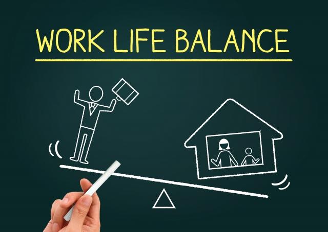 仕事ばかりの人生には注意したい方がいい